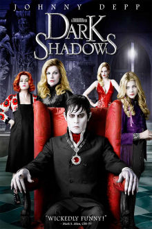 Dark Shadows The Movie