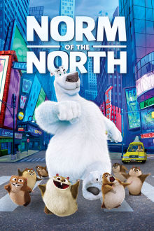 Norm of the North The Movie