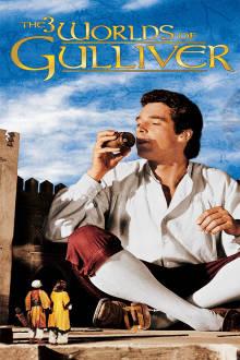 The Three Worlds of Gulliver The Movie