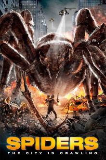 Spiders 3-D The Movie
