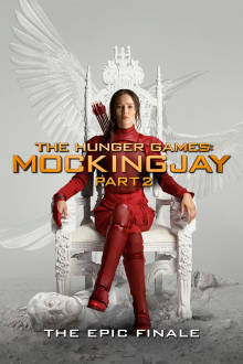 The Hunger Games: Mockingjay Part 2 The Movie