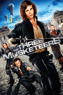 The Three Musketeers The Movie