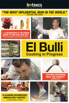 El Bulli: Cooking in Progress The Movie