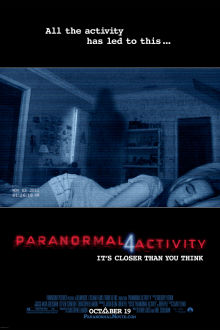 Paranormal Activity 4 The Movie