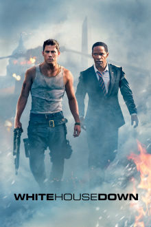 White House Down The Movie
