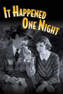 It Happened One Night The Movie