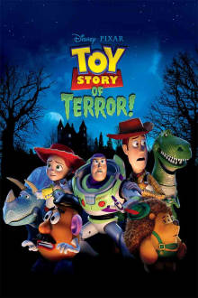 Toy Story Of Terror! The Movie