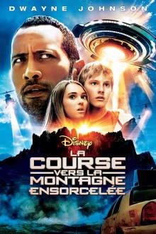 La course vers la montagne ensorcelée The Movie
