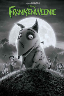 Frankenweenie The Movie
