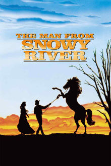 Man From Snowy River The Movie