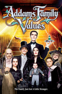 Addams Family Values The Movie