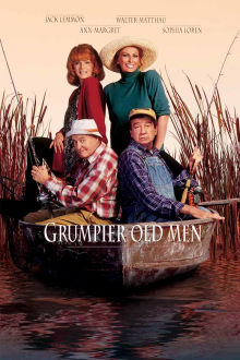 Grumpier Old Men The Movie