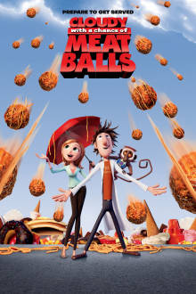 Cloudy With a Chance of Meatballs The Movie