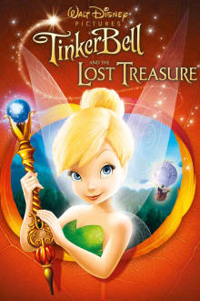 Tinker Bell and the Lost Treasure The Movie