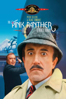Pink Panther Strikes Again The Movie
