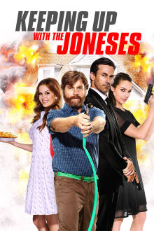Keeping Up with the Joneses The Movie
