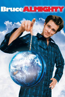 Bruce Almighty The Movie