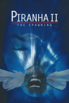 Piranha II: Flying Killers The Movie