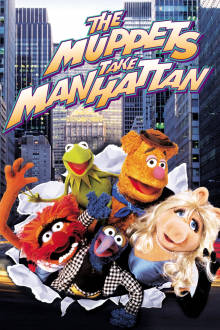 The Muppets Take Manhattan The Movie