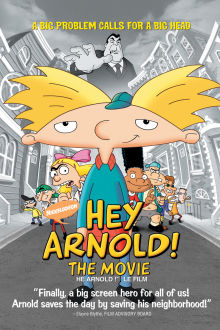 Hé Arnold! le film The Movie