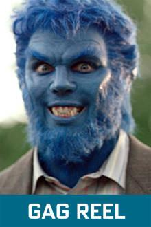 X-Men: Apocalypse - Gag Reel The Movie