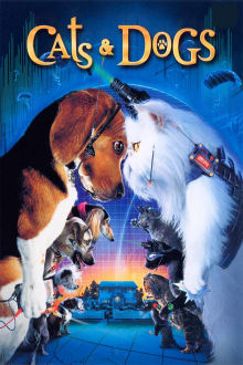 Cats & Dogs The Movie