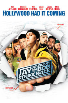 Jay and Silent Bob Strike Back The Movie