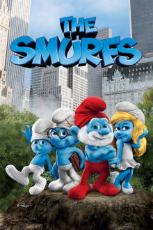 The Smurfs The Movie