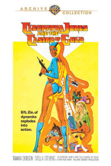 Cleopatra Jones and the Casino of Gold The Movie