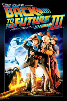 Back to the Future III The Movie