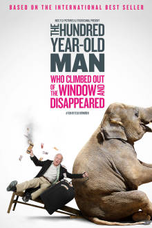 The Hundred Year-Old Man Who Climbed Out Of The Window And Disappeared The Movie
