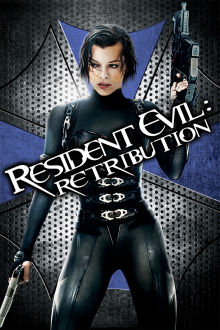 Resident Evil: Retribution The Movie