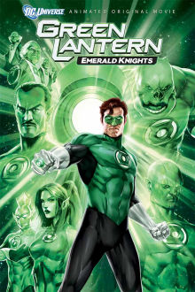 Green Lantern: Emerald Knights The Movie