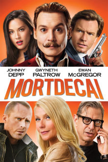 Mortdecai The Movie