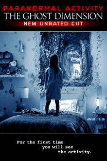Paranormal Activity: The Ghost Dimension (Unrated) The Movie