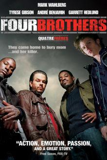 Quatre frères The Movie