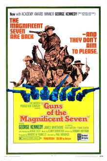 Guns of the Magnificent Seven The Movie