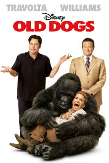Old Dogs The Movie