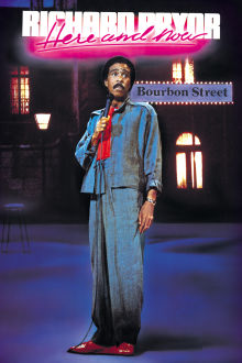 Richard Pryor Here and Now The Movie