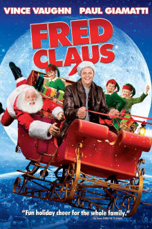 Fred Claus The Movie