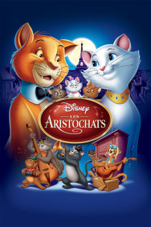 Les aristochats The Movie