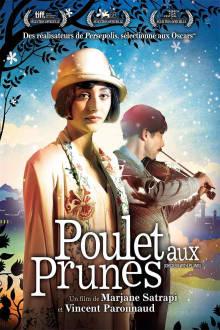 Poulet aux prunes The Movie