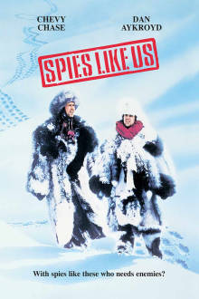 Spies Like Us The Movie