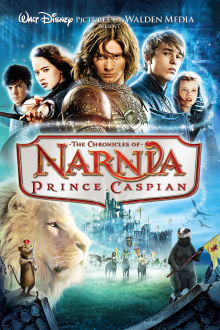 The Chronicles of Narnia: Prince Caspian The Movie