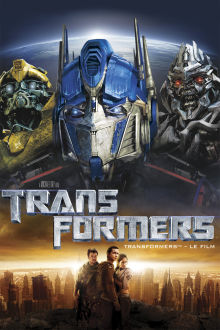 Transformers : Le film The Movie