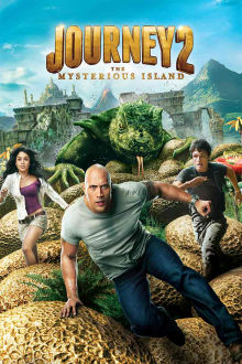 Journey 2: The Mysterious Island The Movie