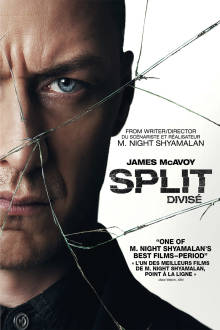 Split (VF) The Movie