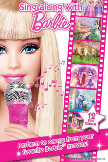 Sing Along With Barbie The Movie