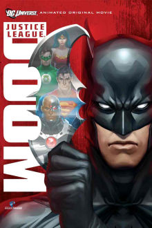 Justice League: Doom The Movie