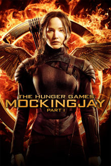 The Hunger Games: Mockingjay - Part 1 The Movie